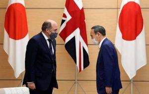 اقدام انگلیس برای استقرار ناوهای جنگی در آسیا
