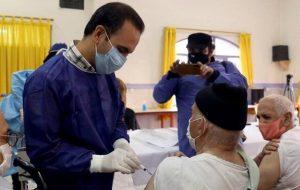 امتناع مردم از تزریق دوز دوم واکسن در یک شهرستان با وضعیت قرمز
