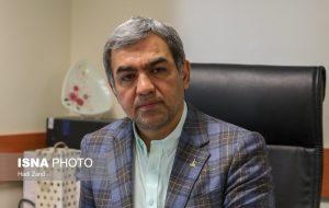 انتقال هوایی قلب اهدایی از رشت به تهران