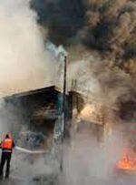 انفجار در بغداد چند کشته و زخمی برجای گذاشت