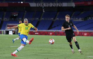 برزیل با دنی آلوز آلمان را 4تایی کرد