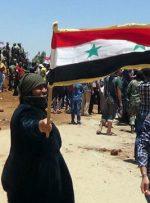 توافق دمشق با مخالفان برای پایان عملیات نظامی در درعا