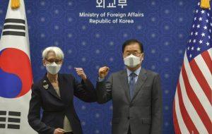 توافق واشنگتن و سئول درباره کره شمالی