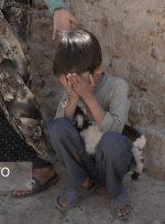 خشکسالی در روستای کلاته عربها