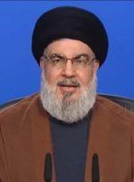 دبیرکل حزبالله: یکی از اهداف ایجاد داعش فراموشی موضوع فلسطین بود