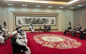درخواست افغانستان از چین علیه طالبان