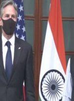دیدار وزیرخارجه آمریکا با هند درباره ایران