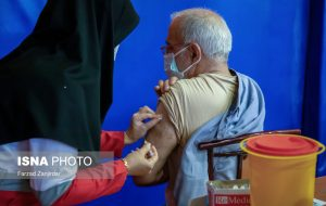 شتاب واکسیناسیون در استان مرکزی/استقبال خوب از واکسن کرونای ایرانی