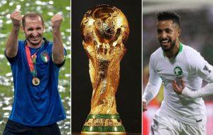 عجیبترین میزبانی مشترک جام جهانی؛ ایتالیا – عربستان!