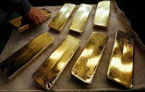 عقب نشینی طلا با پیشروی نقره / افت طلا با افزایش شاخص دلار آمریکا