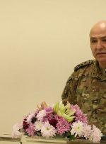 فرمانده ارتش لبنان به اسرائیل هشدار داد