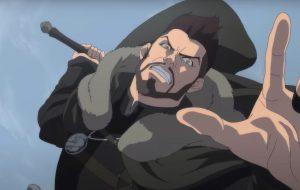 نبردهای هیجانانگیز در دومین تیزر انیمیشن The Witcher: Nightmare of the Wolf