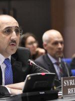 هشدار دمشق به سازمان ملل درباره حملات مکرر اسرائیل به سوریه