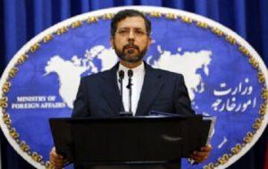 خطیبزاده:طالبان از تروریسم در افغانستان فاصله بگیرد/ اولویت ایران تحقق خواست و اراده مردم افغانستان است
