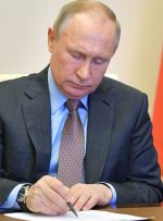 پوتین: با کشورهای اسلامی در مبارزه با تروریسم همکاری میکنیم