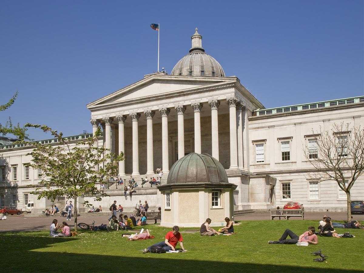 دانشگاه کالج لندن UCL