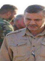 شهادت فرمانده الحشد الشعبی در عملیات ترور/عکس