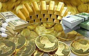 قیمت سکه و ارز در بازار ۱۴۰۰/۰۶/۲۲/ سکه و دلار وارد کانال جدید شدند
