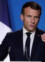 مکرون: اروپا دست از سادهلوحی بردارد
