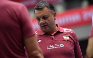 واکنش کولاکوویچ به نتیجه تیم ملی والیبال در المپیک/عکس