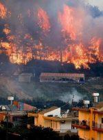 پ.ک.ک مسئولیت آتشسوزیهای ترکیه را بر عهده گرفت