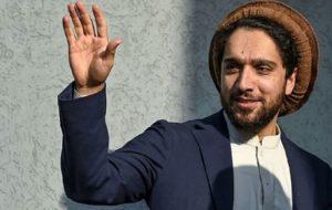 آخرین وضعیت احمد مسعود در پی پیشرویهای طالبان در پنجشیر/ا امرالله صالح فرار کرد