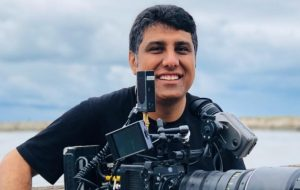 ابراهیم عامریان: چندماه دیگر برای اکران فیلم جنگ به پا میشود!