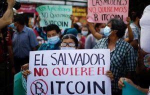 اولین تصویب بیت کوین توسط السالوادور در سراسر جهان باعث ضربه خوردن شد