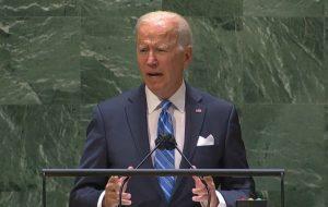 حمله جمهوریخواهان به سخنرانی بایدن در سازمان ملل