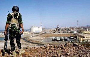 بندر مهم یمن پایگاه نظامی اماراتیها شد