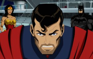 تاریخ انتشار انیمیشن Injustice رسما اعلام شده است