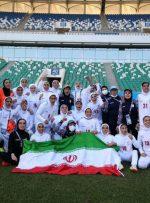 خبرآنلاین – تصاویر   جشن صعود دختران ایرانی به جام ملتهای آسیا