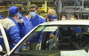 دناپلاس توربوشارژ با گیربکس شش سرعته به تولید آزمایشی رسید