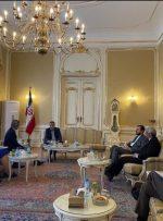 رایزنی برجامی ایران و اتریش