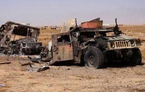 سیا تمام تجهیزات آمریکا در افغانستان را منهدم کرد