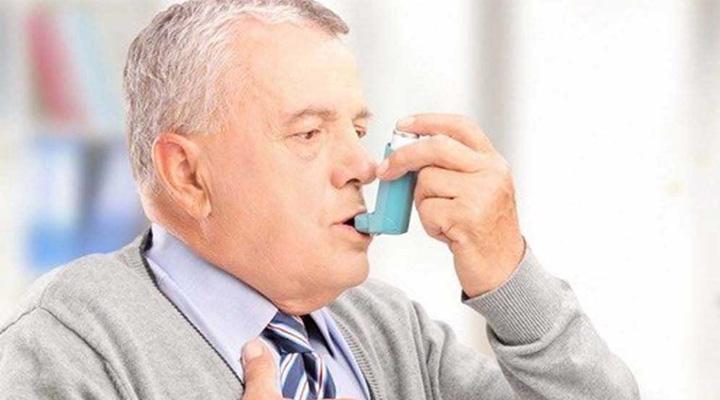 بیماری های تنفسی - آسم