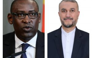 پیام تبریک وزیر خارجه مالی به امیرعبداللهیان