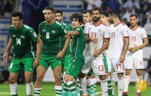 پوستر زیبای فدراسیون فوتبال برای بازی ایران و عراق/عکس