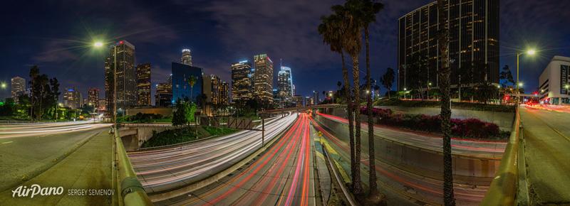 خیابانهای لس آنجلس