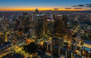 با تور مجازی غروب لس آنجلس را تماشا کنید