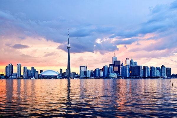 موقعیت های اقتصادی معرفی شهر های کانادا