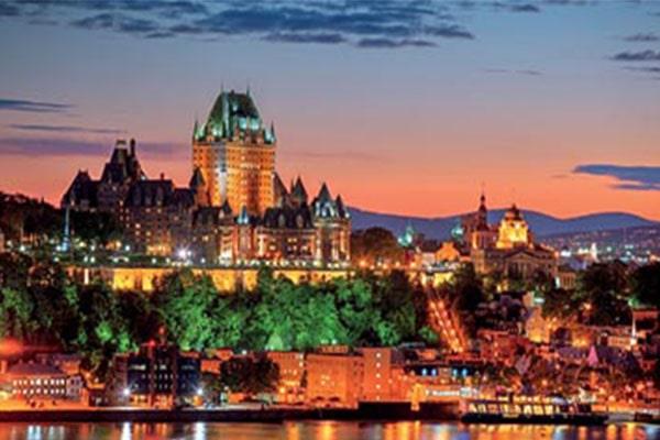 جاذبه های گردشگری شهر های کانادا
