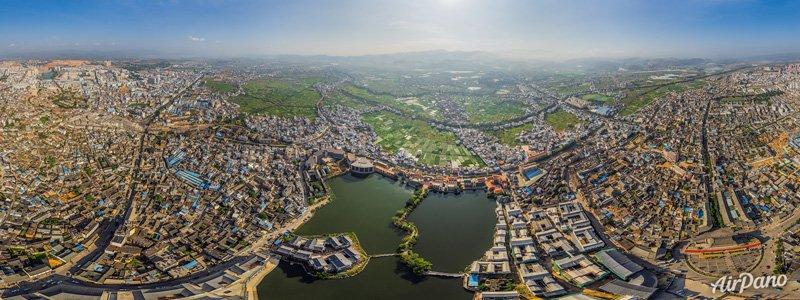 دریاچههای استان یوننان در چین