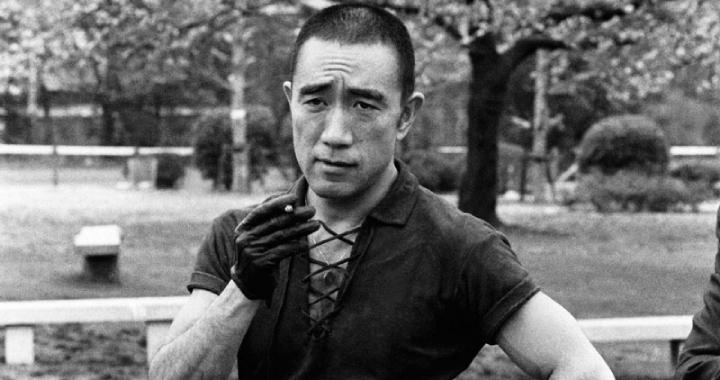 یوکیو میشیما از بهترین نویسنده های ژاپنی