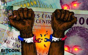Fodé Diop توسعه دهنده بیت کوین با استعمار پولی سنگال مبارزه می کند