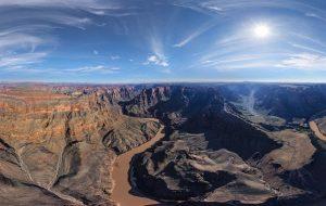 با تور مجازی از عمیق ترین دره جهان دیدن کنید