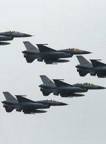 آمریکا به ترکیه پیشنهاد فروش اف۱۶ داد