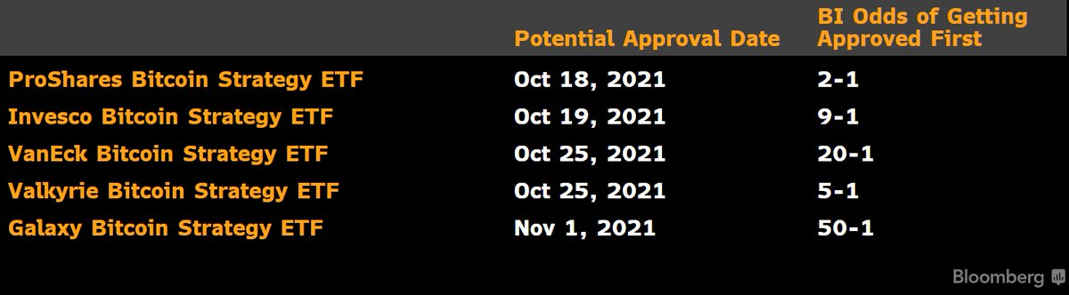 تصویب ETF بیت کوین تا پایان ماه انتظار می رود ، صندوق سرمایه گذاری برجسته وزن بیشتری را پشت بیت کوین قرار می دهد