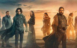 تریلر نهایی فیلم Dune شخصیت اصلی را سوار بر کرم شنی نشان میدهد