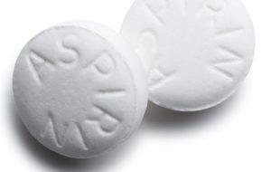 توصیه جدید درباره مصرف آسپرین